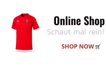 Werbung Online Shop